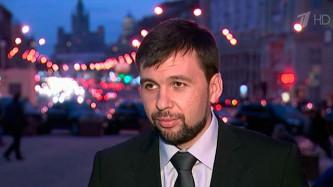 Денис Пушилин предлагает приготовиться к длительной осаде Донбасса.