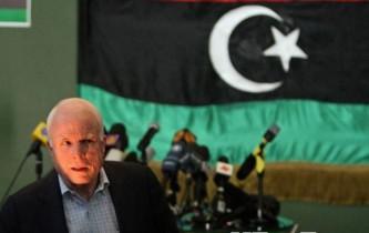 Куратор ИГ в США Джон Маккейн замахнулся на Ливию