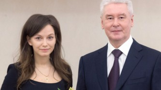 Мэр Москвы наградил выдающихся москвичек.