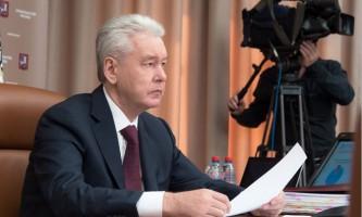 Мэр Москвы объяснил финансирование благоустройства районов столицы.