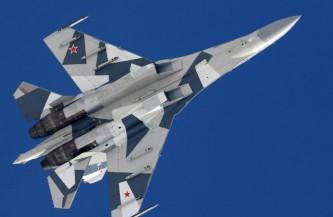 Су-35 признан лучшим российским оружием в Сирии.
