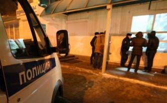 Нелегальная торговля алкоголем в Подмосковье...