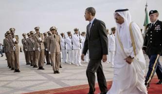 ВС Саудовской Аравии приветствуют Барака Обаму