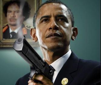 Убей Каддафи за Нобелевскую премию мира