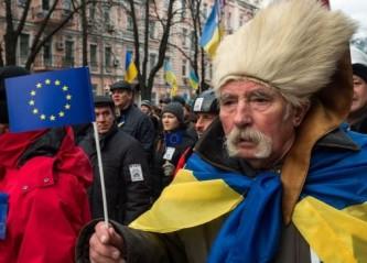 Украина рвется в Европу