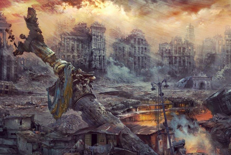 Картинки по запросу гибель украины - фото