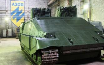 """Танк """"Азовец"""" - жемчужина достижений ВПК Украины"""