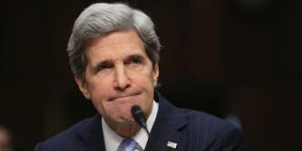 Джон Керри поддерживает бомбардировку Сирии