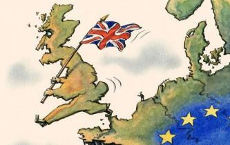 Великобритания уходит из ЕС