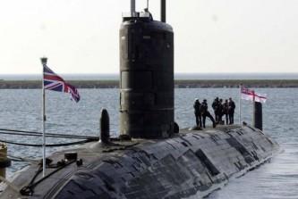 Подводная лодка Британии