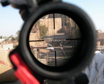 Снайперский выстрел