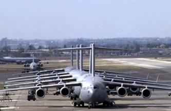 Авиабаза НАТО в Турции
