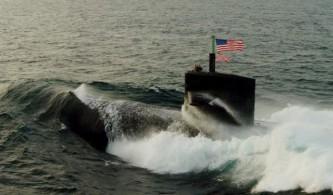 Подлодка ВМФ США