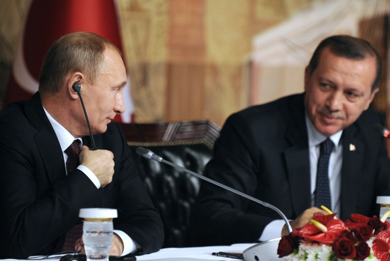Скажи мне, кто твой друг? Матч-реванш Эрдогана и Путина
