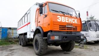 Автомобиль скорой помощи на базе КАМАЗа
