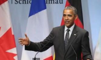 Обама на саммите