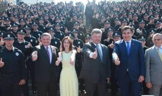 Украина полицейская