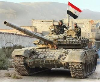 ВС Сирии