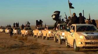 ИГИЛ уходит в пустыню