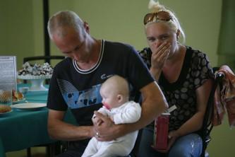 Украинские беженцы в Иркутске