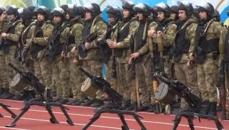 Спецназ Кадырова