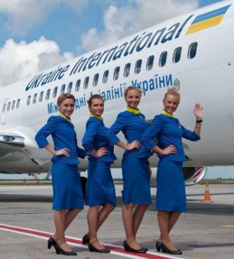 Украинские авиакомпании