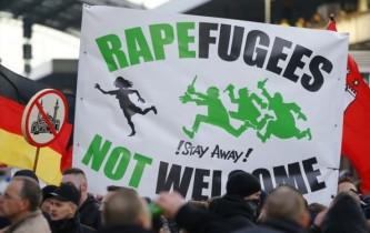 Мигранты насилуют Европу