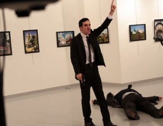 Убийство посла РФ в Турции