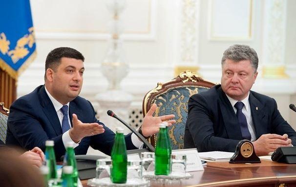 Захарченко объявил обответной «блокаде»
