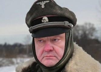 Петр Порошенко, фотожаба из сети