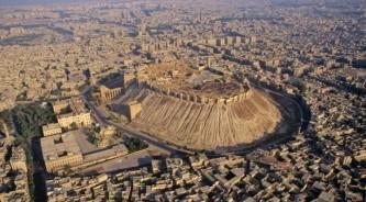 Сирия, Алеппо, Цитадель.
