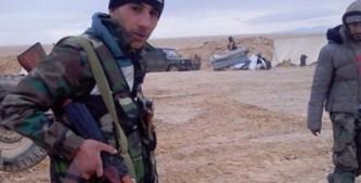 УАЗ Гусар в Сирии