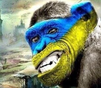 Настоящее лицо Украины