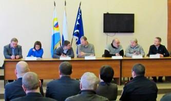 Заседание Правительства в посёлке Провидения