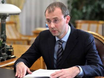 Губернатор Чукотского автономного округа Роман Копин