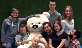 Робот-медвежонок