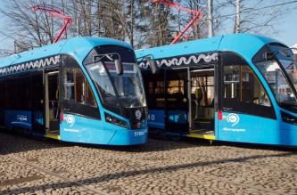 Трамвай Витязь-М