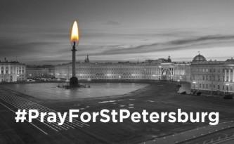 Взрыв в петербургском метро