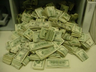 Криминальные деньги