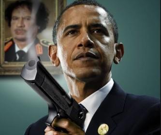 Обама получил премию мира за убийство Каддафи