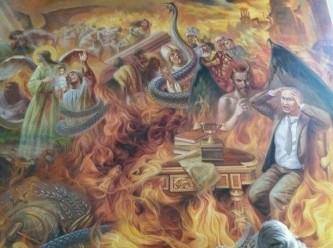 Роспись украинской церкви