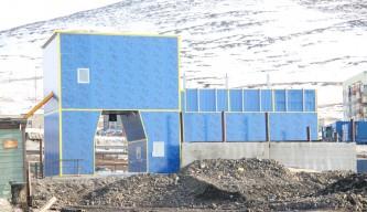 Бетонный завод для строителей наземной инфраструктуры ПАТЭС