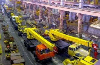 Производство автокранов