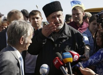 Крымско-татарские украинцы
