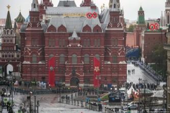 Вход на Красную Площадь