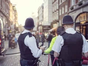 Полиция Британии