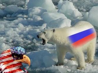 Россия и США в Арктике