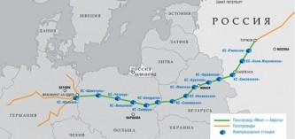 Газопровод Ямал
