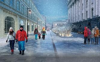Москва, Богоявленский переулок