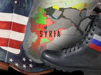 США-Россия-Сирия